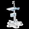 EM-lääketieteellisten laitteiden teline 4