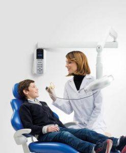 intraoraaliröntgen + sensori