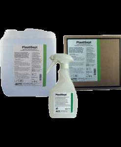 puhdistusaine, desinfektio