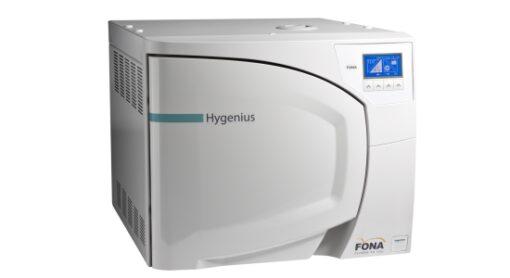 Hygenius -autoklaavi 22L 1