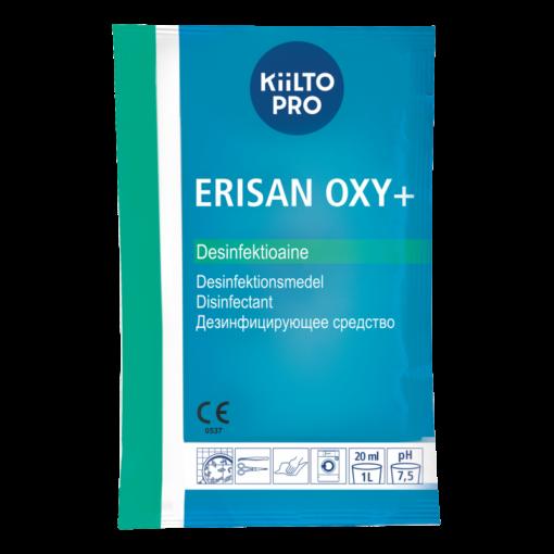 Erisan Oxy+ 50 g pusseja 50 kpl/ laatikko 3