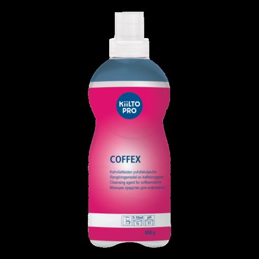 Kiilto Coffex kahvinkeittimen pesuaine, 800 g pullo 3