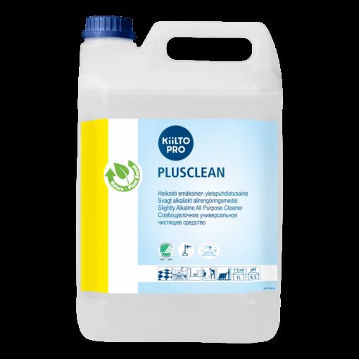 Kiilto Plusclean yleispuhdistusaine, 5 l kanisteri 1