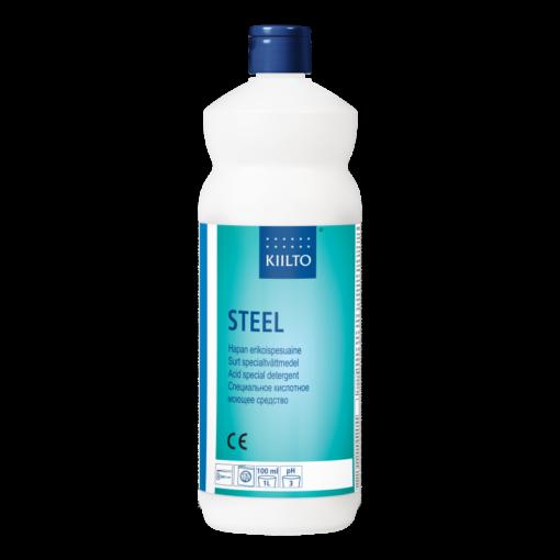Steel hapan pesuaine 1 l pullo 3