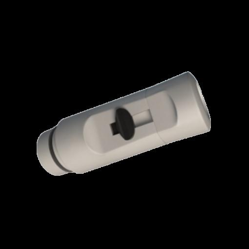 Tehoimupääte 16mm yläaukko ja Dürr-letkuliitin 17mm letkuun 3