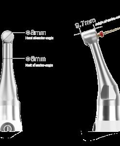 Endo Radar Plus juurihoitomoottori apex-mittarilla 11