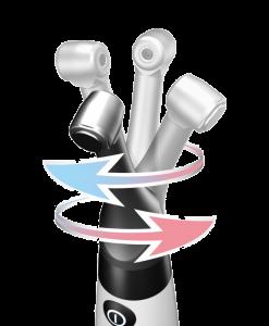 Endo Radar Plus juurihoitomoottori apex-mittarilla 12