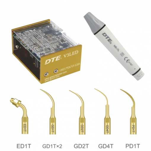 UDS-V3 LED hammaskivenpoistolaite hoitokoneeseen 1